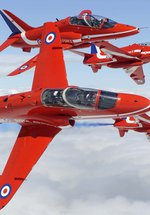 *CANCELLED* Spread your wings with the RAF Red Arrows