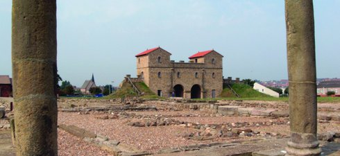 Arbeia Fort
