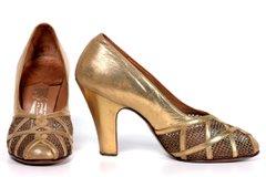 1920s ladies shoes