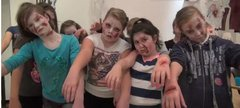 Zombies taking over the Laing