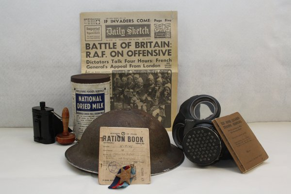 WWII | Tyne & Wear Schools