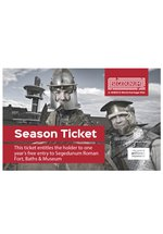 Segedunum Season Pass