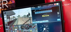 LNER driver simulator experience