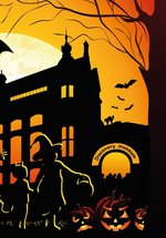 A Spooky night at the Museum - Halloween