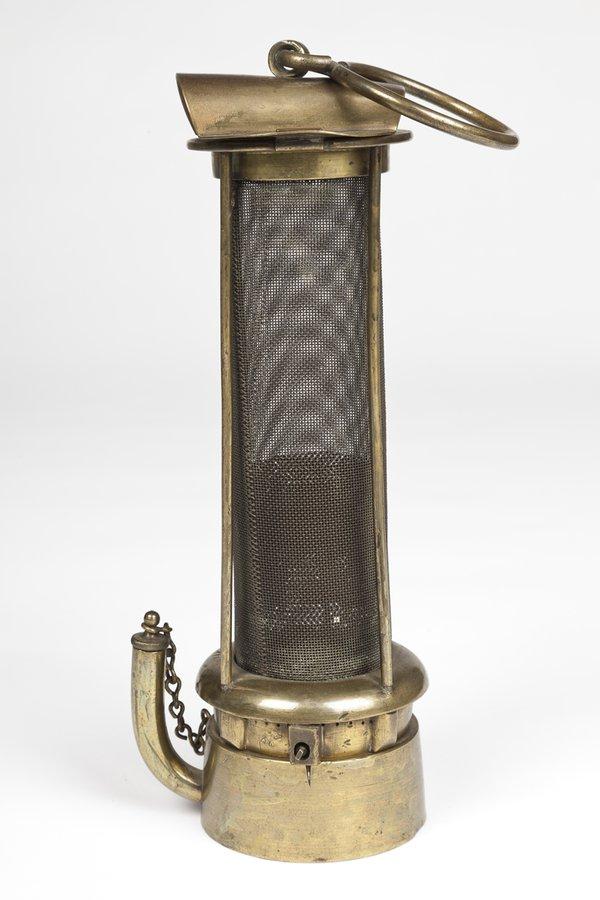Stephenson's Geordie Lamp