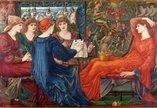 Laus Veneris by Sir Edward Coley Burne-Jones