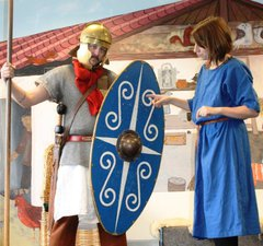 Roman Life in the Fort