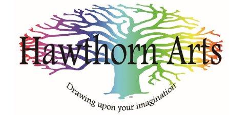 Hawthorn Arts logo