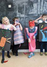 CANCELLED UNTIL MAY: 3-day Art Academy for 7-10 year olds