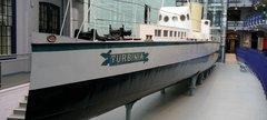 Turbinia ship