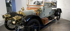 Whitworth Armstrong Car