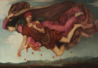 Night and Sleep by Evelyn De Morgan (1878) © De Morgan Collection, courtesy of the De Morgan Foundation