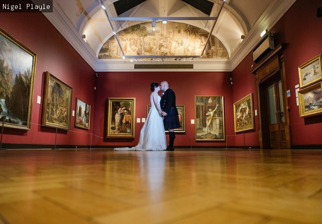 Laing Art Gallery Wedding