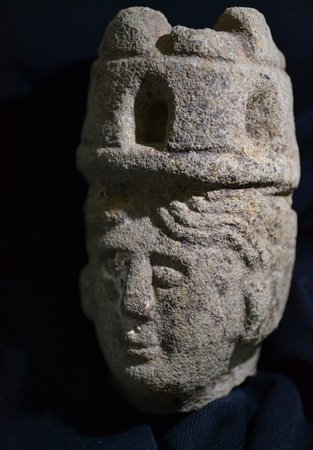 Northern Goddess Head