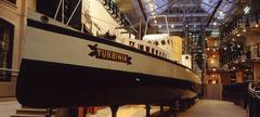 Charles Parson's Turbinia