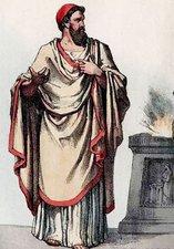 Toga illustration