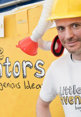Little Inventors, Dominic Wilcox
