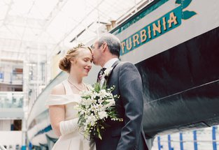 Turbinia wedding