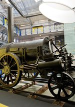 Stephenson's Rocket returns to Tyneside