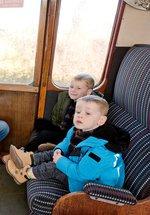 Take a heritage train ride