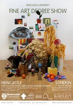 Newcastle University BA Fine Art Degree Show