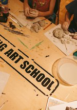 4-day Art School for 11-16 year olds