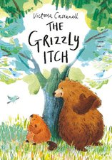 Grizzly Itch storybook cover