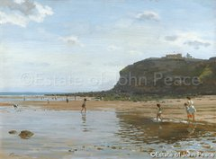 Tynemouth - A Summer's Day