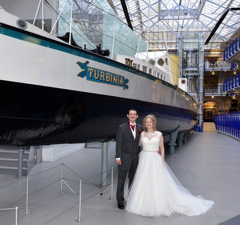 Discovery Musuem Wedding