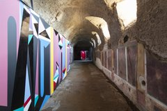 9 Installations Expanded Interiors - photo Amedeo Benestante