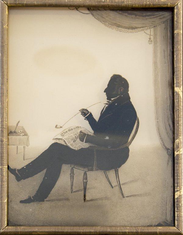 Silhouette Portraiture