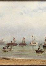 Brushstrokes in Time: Local History Revealed in Art
