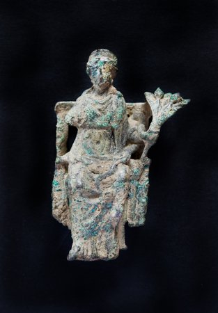 Ceres Find at Arbeia Roman Fort