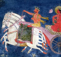 Indian Miniature painting  1835