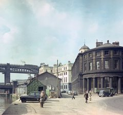 The Guildhall, Newcastle upon Tyne, 1958