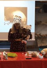 GNM Bear Headband activity
