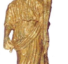 Statue found at Segedunum