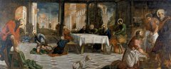 Christ Washing the Disciples' Feet, Tintoretto