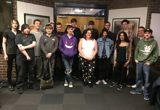 Young people who took part in Get Started