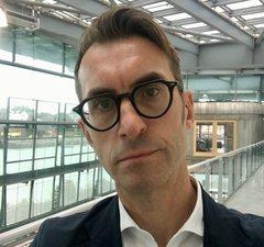Keith Merrin, Director of TWAM