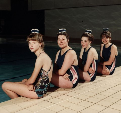 Swimmers from Tyne & Wear Archives