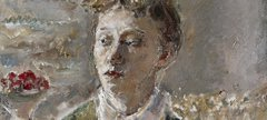 Flora Robson by Ethel Walker RA