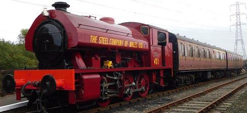 401 passenger train