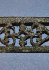 Metal belt mount