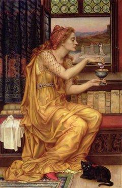 The Love Potion Evelyn de Morgan