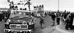 Silver Jubilee celebrations in South Shields