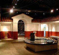 Sege museum interior