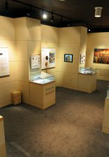 Image of inside the museum - Set in Stone gallery