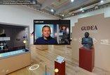 Screenshot of Ancient Iraq exhibition virtual tour