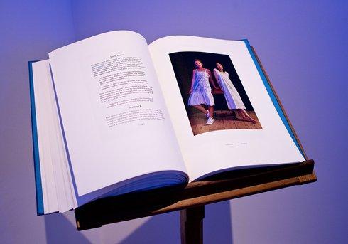 Artist's book by Susan Aldworth 2